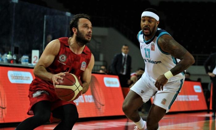 Empera Halı Gaziantep Basketbola nazar değdi   84-66