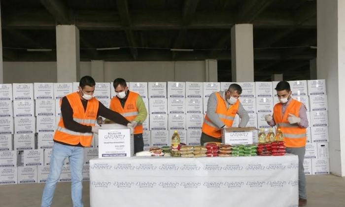 Büyükşehir yardımları 100 bin aileye ulaşacak