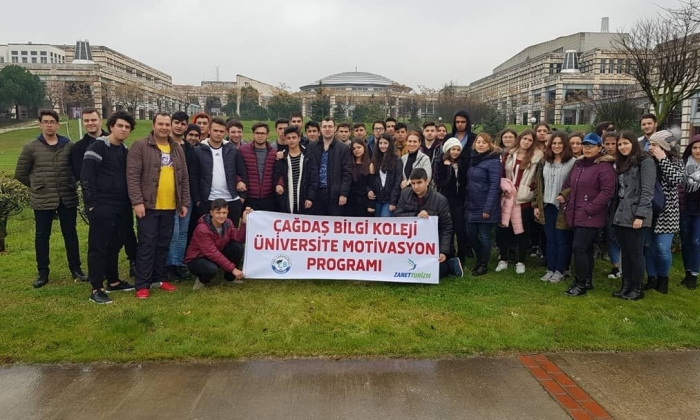 Çağdaş Bilgi'den Motivasyon Gezisi