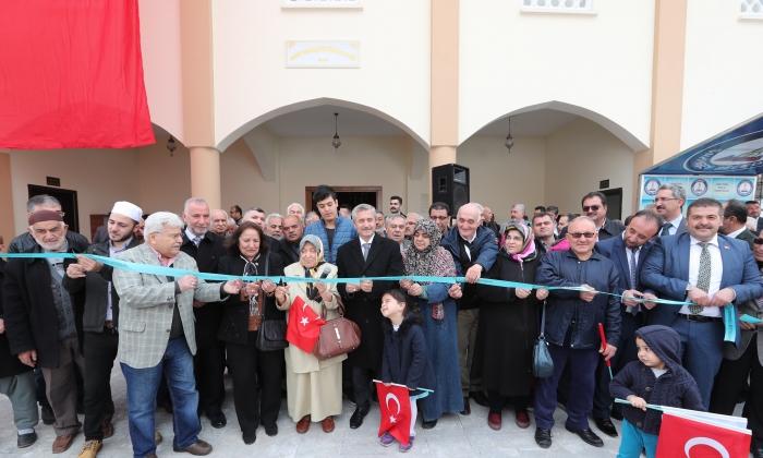 Ahmet Muhtar Büyükçınar Şahinbey'de yaşayacak