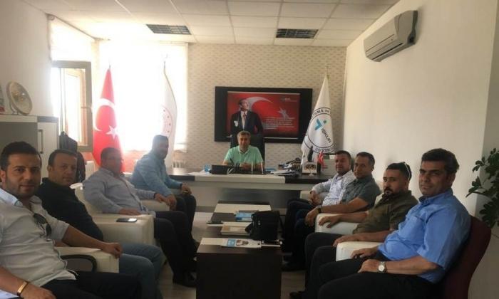 Kilis Belediyespor'dan İŞKUR'a ziyaret