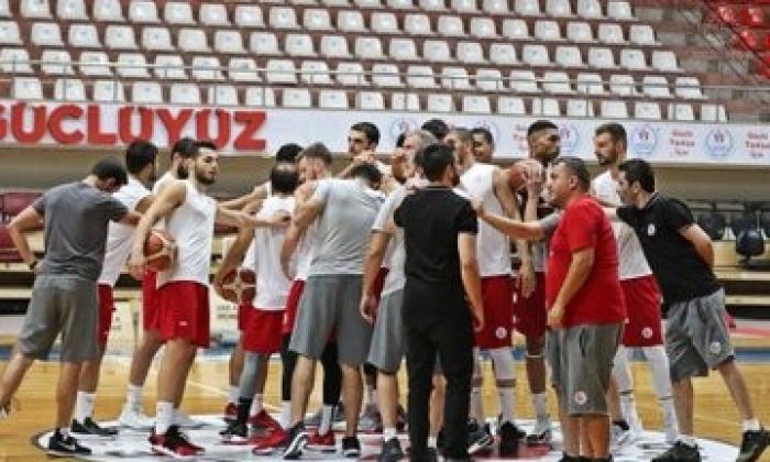 Gaziantep Basketbol sezonu açtı