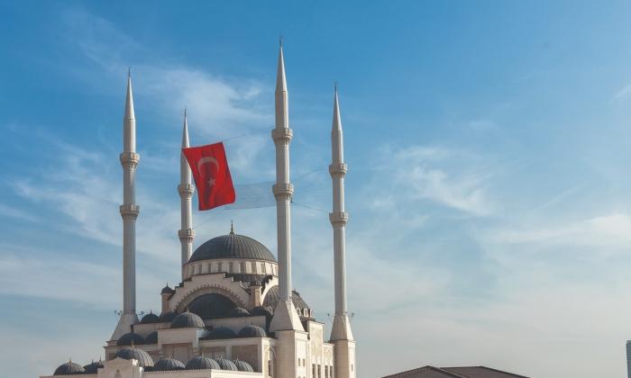 Servi Erdemoğlu Camii açılıyor