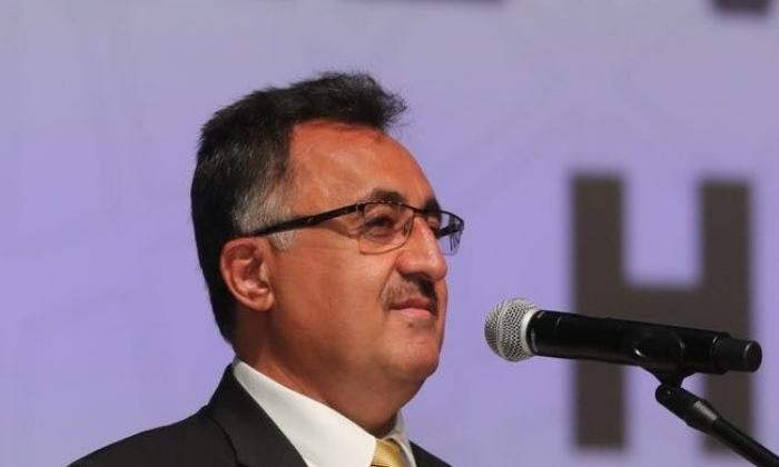 Ak Parti Şahinbey'de Hasan Teke ile devam