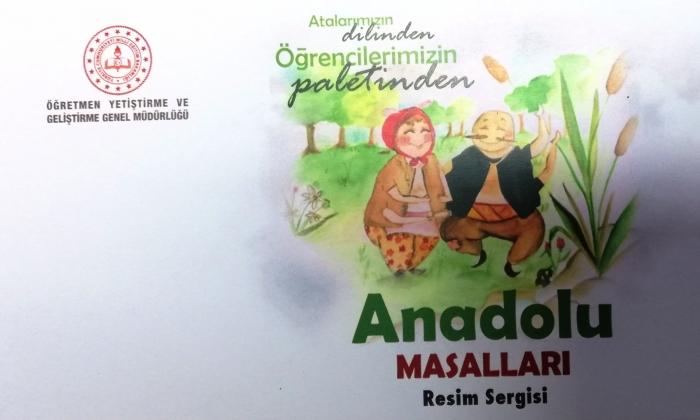 Anadolu masalları projesi kabul edildi