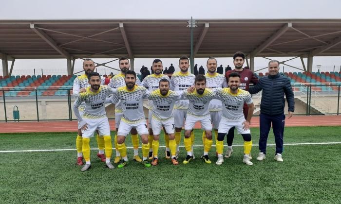 İslahiye Belediye Gençlikspor tek golle