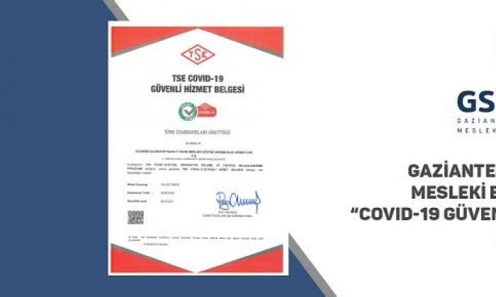 GSO-MEM'e güvenli hizmet belgesi