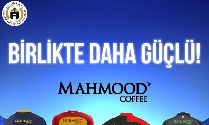 MAHMOOD COFFEE'DEN TÜRK FUTBOLUNA BÜYÜK DESTEK