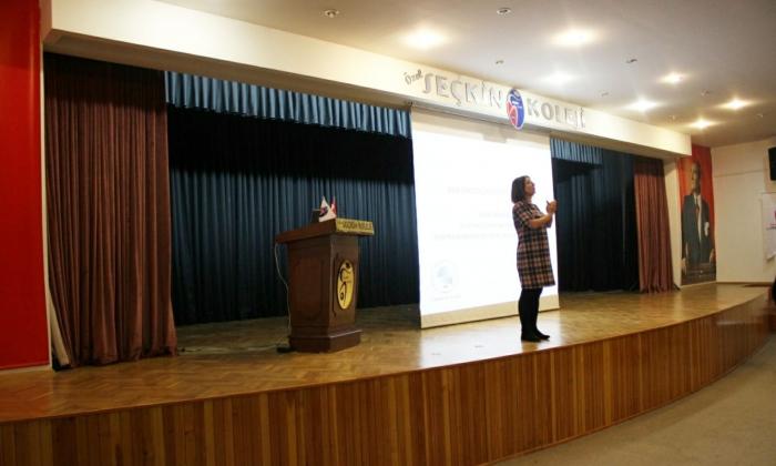 Seçkin Koleji'nde Enerji semineri
