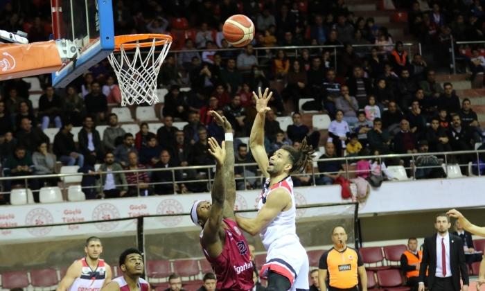 Gaziantep Basketbol son nefeste: 96-94