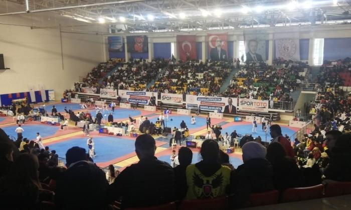 Taekwondo Turnuvası başlıyor