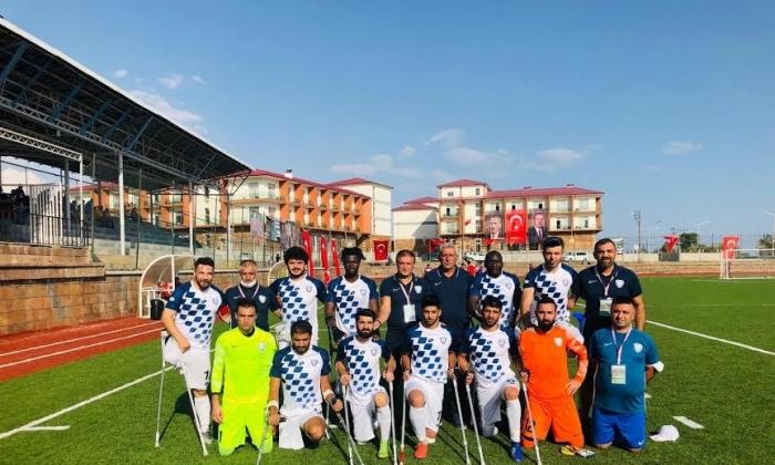 Şahinbey'de hedef Türkiye Kupası
