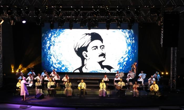 HKÜ'de Yunus dilinde Konser