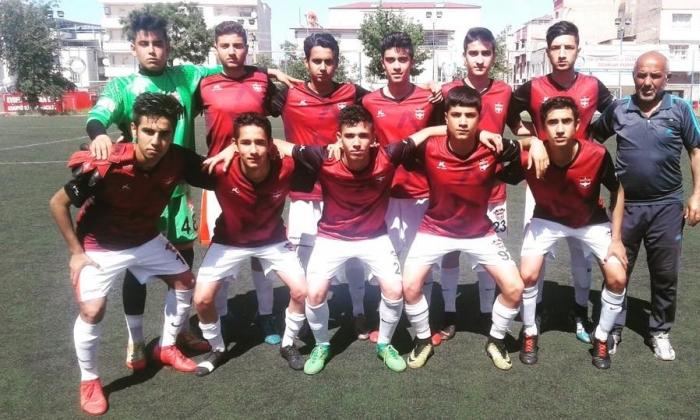 Gaziantepspor'un maçı Batur'da